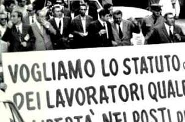 Risultati immagini per Statuto dei diritti dei lavoratori
