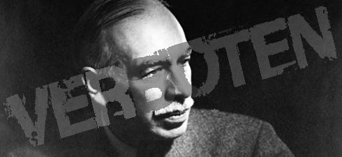 Keynes-Verboten