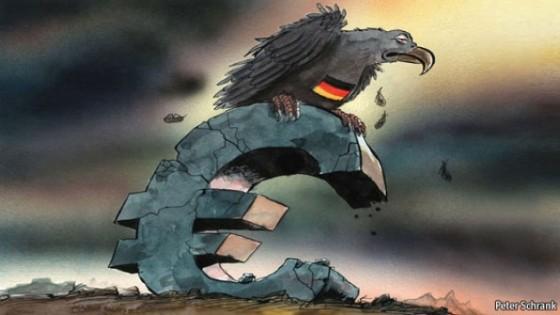 Germania ed euro, lasciarli per non morire