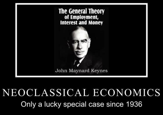 Occupazione: Keynes contro i neoclassici (for dummies)