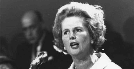 L'economia primitiva di Margaret Thatcher