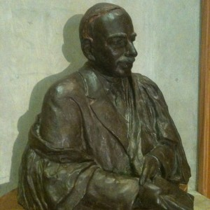 John Maynard Keynes Bust