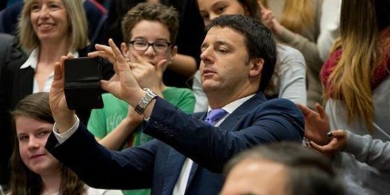matteo-renzi-selfie