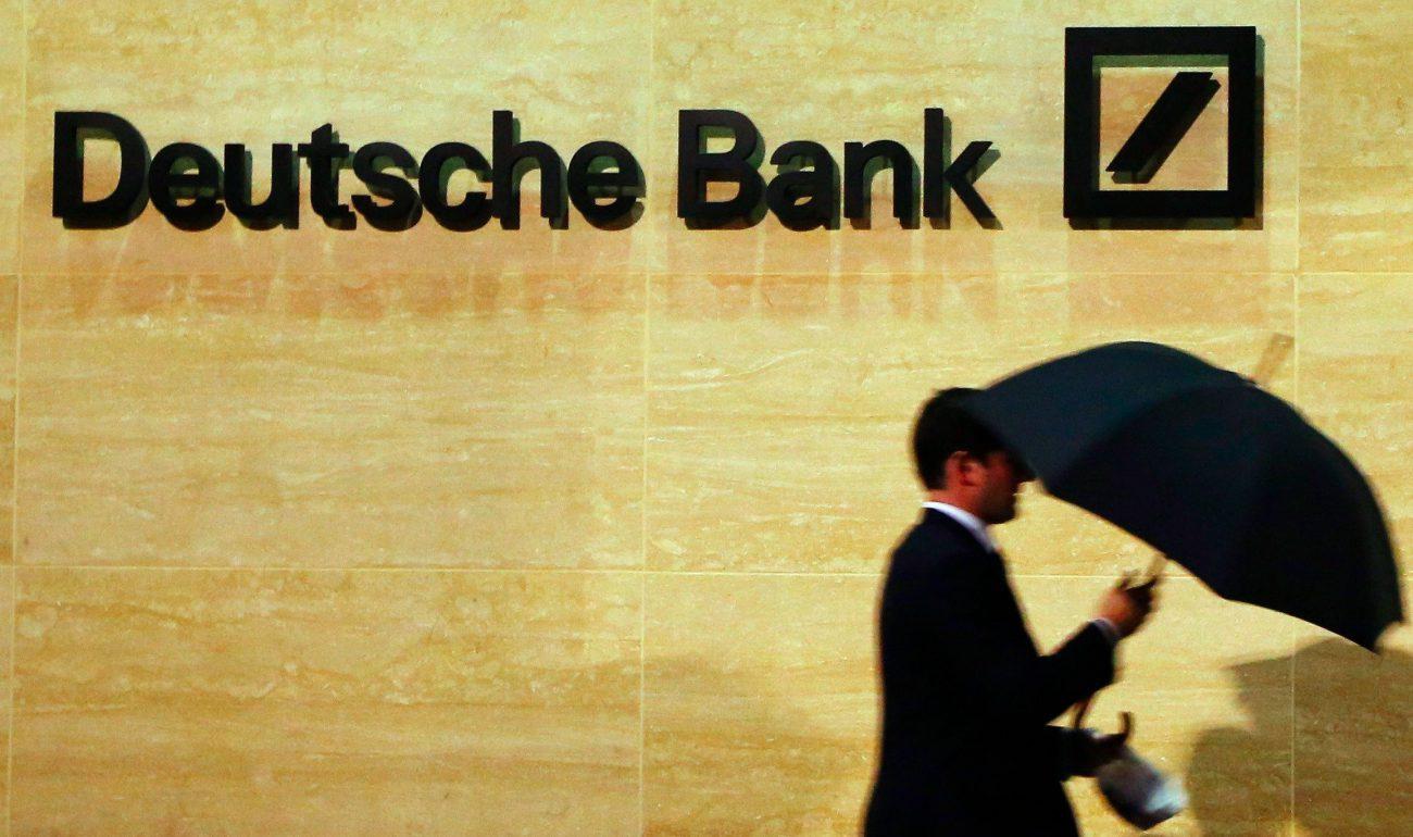 È Deutsche Bank la bomba sotto la sedia del capitalismo